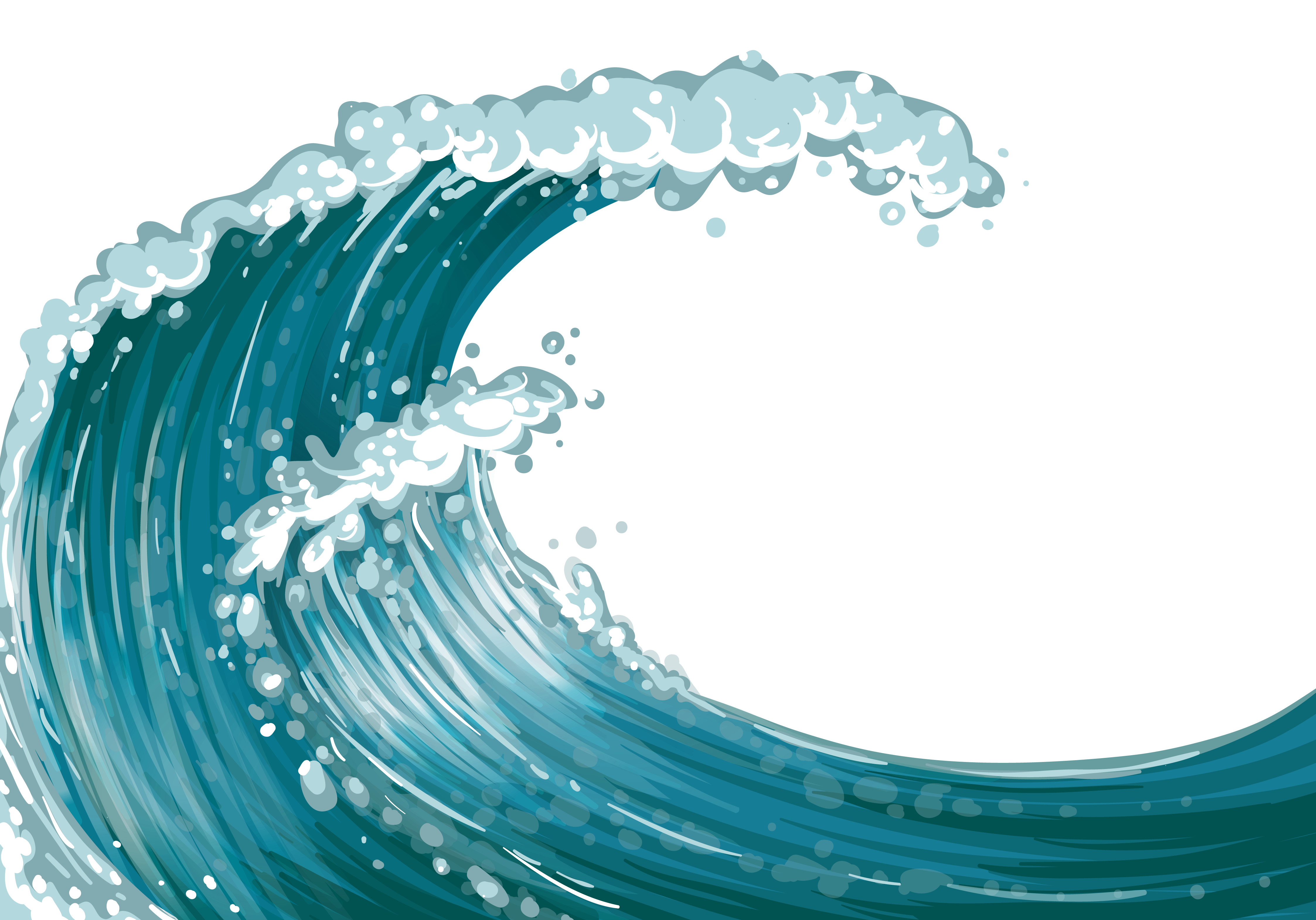 Clipart of a wave picture library download Free Wave Cliparts, Download Free Clip Art, Free Clip Art on Clipart ... picture library download