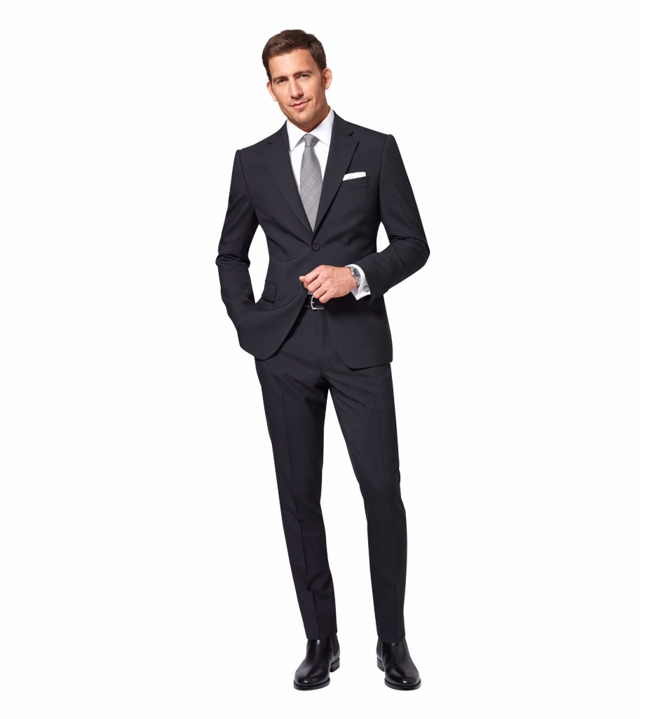 Clipart of a well dressed young man