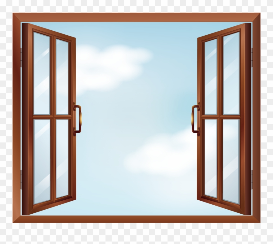 Clipart of a window svg freeuse library Banner Stock Window Clip Art Vector - Window Clipart - Png Download ... svg freeuse library