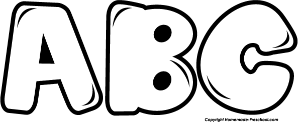 Clipart of abc picture free Clipart of abc - ClipartFest picture free