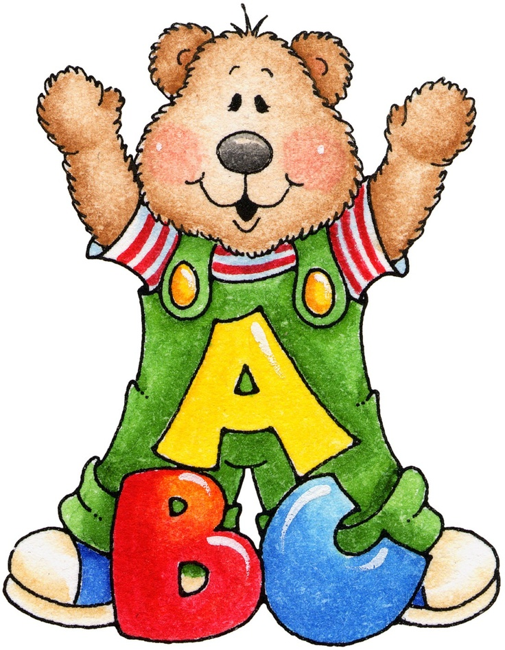 Clipart of abc. Free download clip art