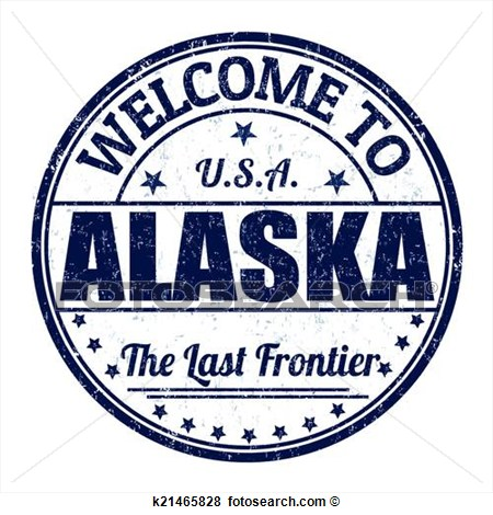 Clipart of alaska banner black and white stock Clip Art - Welcome to Alaska | Clipart Panda - Free Clipart Images banner black and white stock