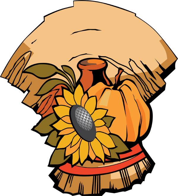 Clipart of all thanksgiving fixings graphic freeuse library Fall 2015 R&R Newsletter - The Resource Connection graphic freeuse library