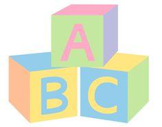 Clipart of alphabet letter blocks jpg free download Letter Recognition | Children's Corner | Pinterest | Letter ... jpg free download
