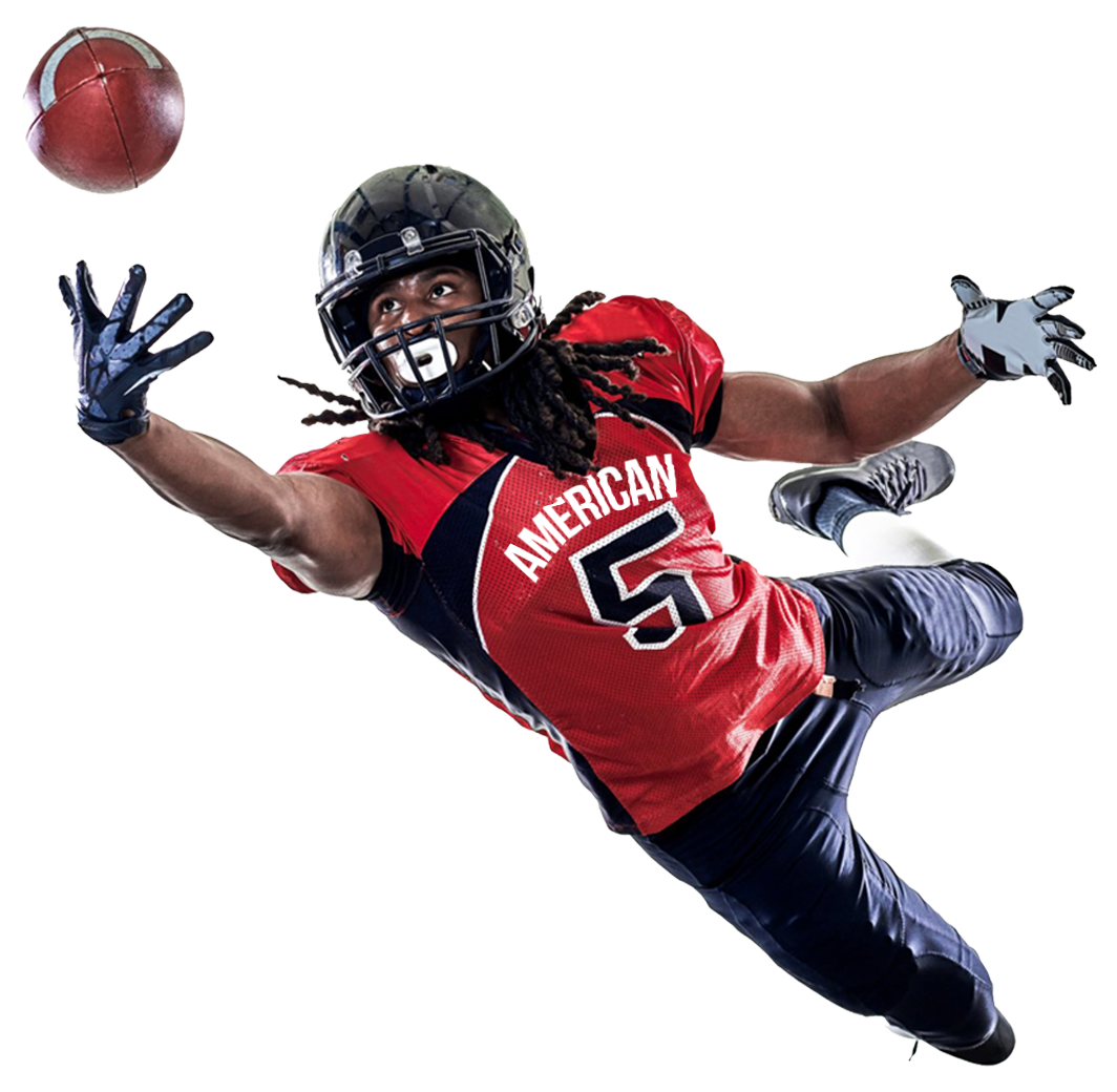 Clipart of american football players catching the ball clip stock American Football Player Catching A Ball PNG Image - PurePNG   Free ... clip stock