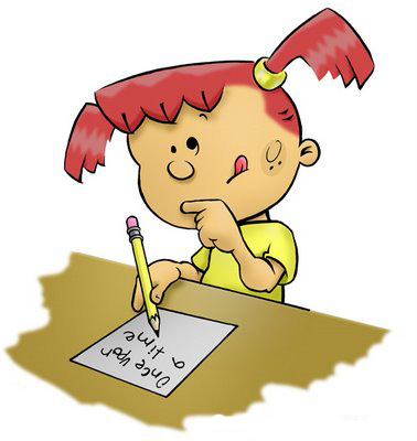 Clipart of an auther writing a story png freeuse download Write like an author | Writing workshops for kids png freeuse download