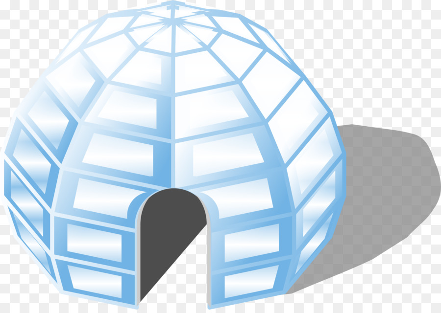 Clipart of an eskimo house png House Cartoon clipart - Igloo, transparent clip art png