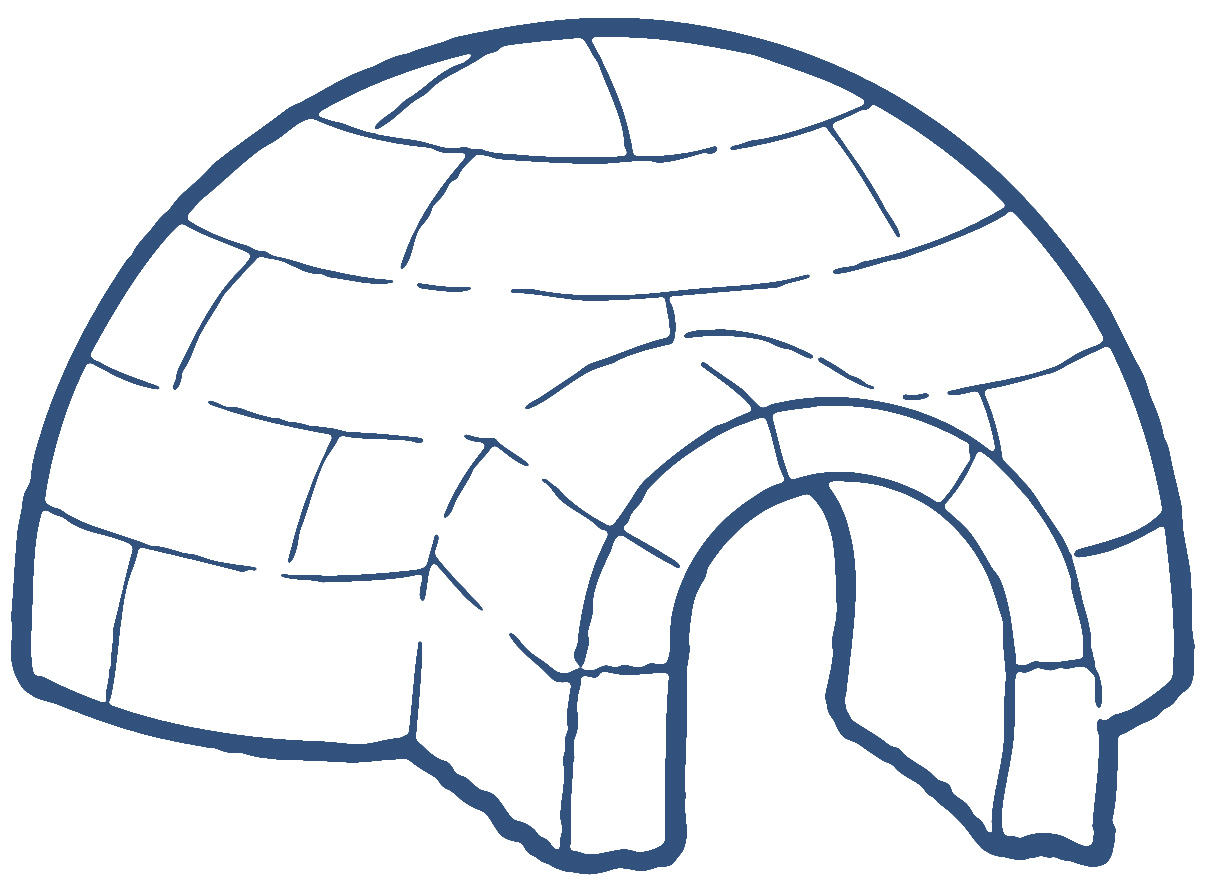 Clipart of an eskimo house svg library stock Free Igloo Cliparts, Download Free Clip Art, Free Clip Art on ... svg library stock