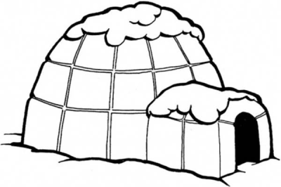 Clipart of an eskimo house graphic freeuse library Igloo PNG - DLPNG.com graphic freeuse library