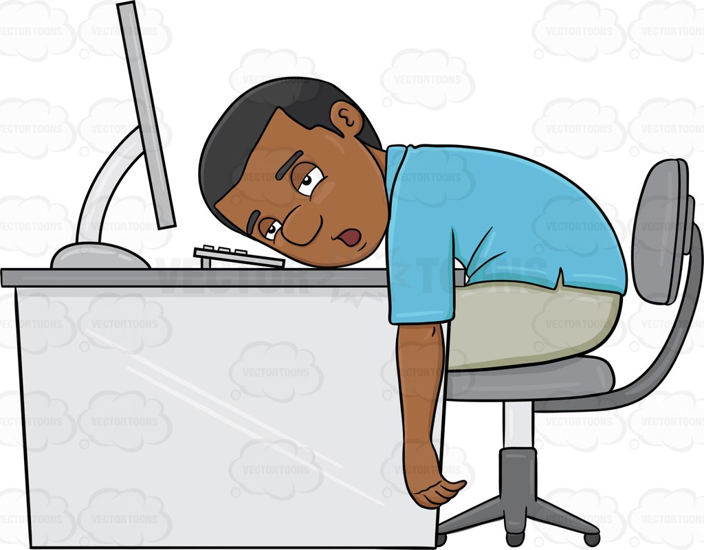 Clipart of animated black man working out banner transparent download Tired Person Clipart | Free download best Tired Person Clipart on ... banner transparent download