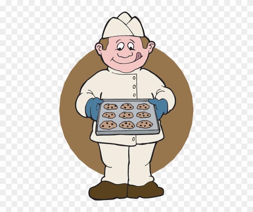 Clipart of baker clip art free Cookies - Baker Clipart (#168852) - PinClipart clip art free