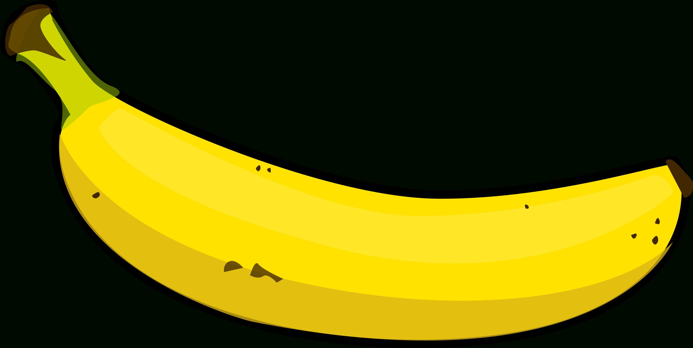 Clipart of banana vector download Good Banana Clipart & Look At Banana Hq Clip Art Images - Clipart ... vector download