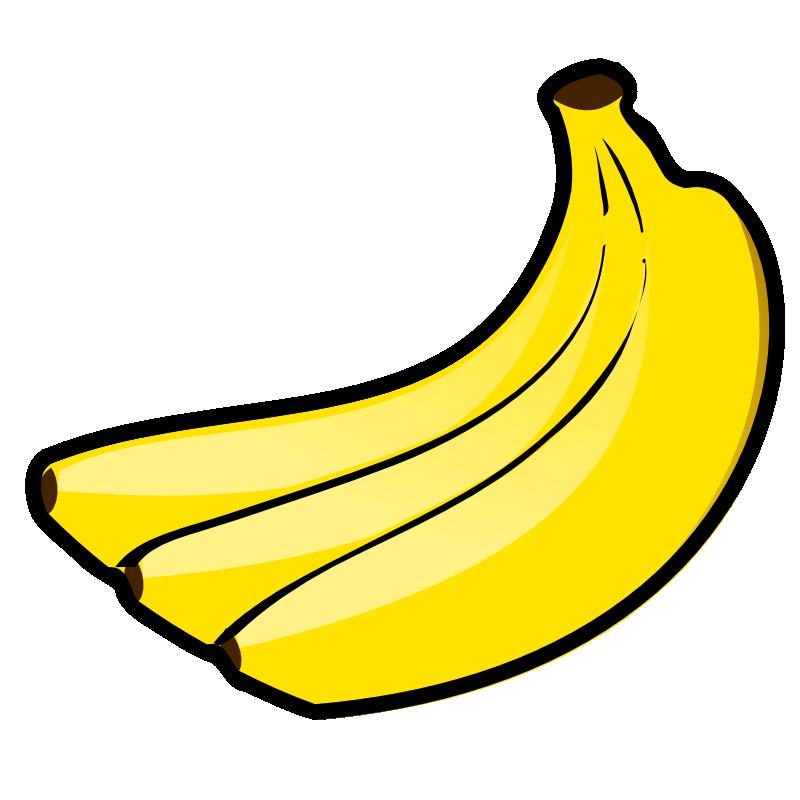 Clipart of banana vector library stock Free Banana Images, Download Free Clip Art, Free Clip Art on Clipart ... vector library stock