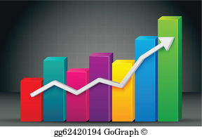 Graph clipart clipart freeuse download Bar Graph Clip Art - Royalty Free - GoGraph clipart freeuse download