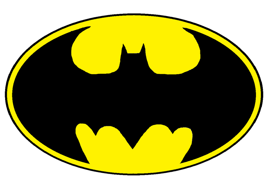Clipart of batman logo picture library Printable Batman Logo - ClipArt Best picture library