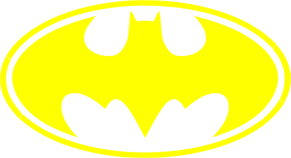 Clipart of batman logo svg transparent Batman Logo Clip Art & Batman Logo Clip Art Clip Art Images ... svg transparent