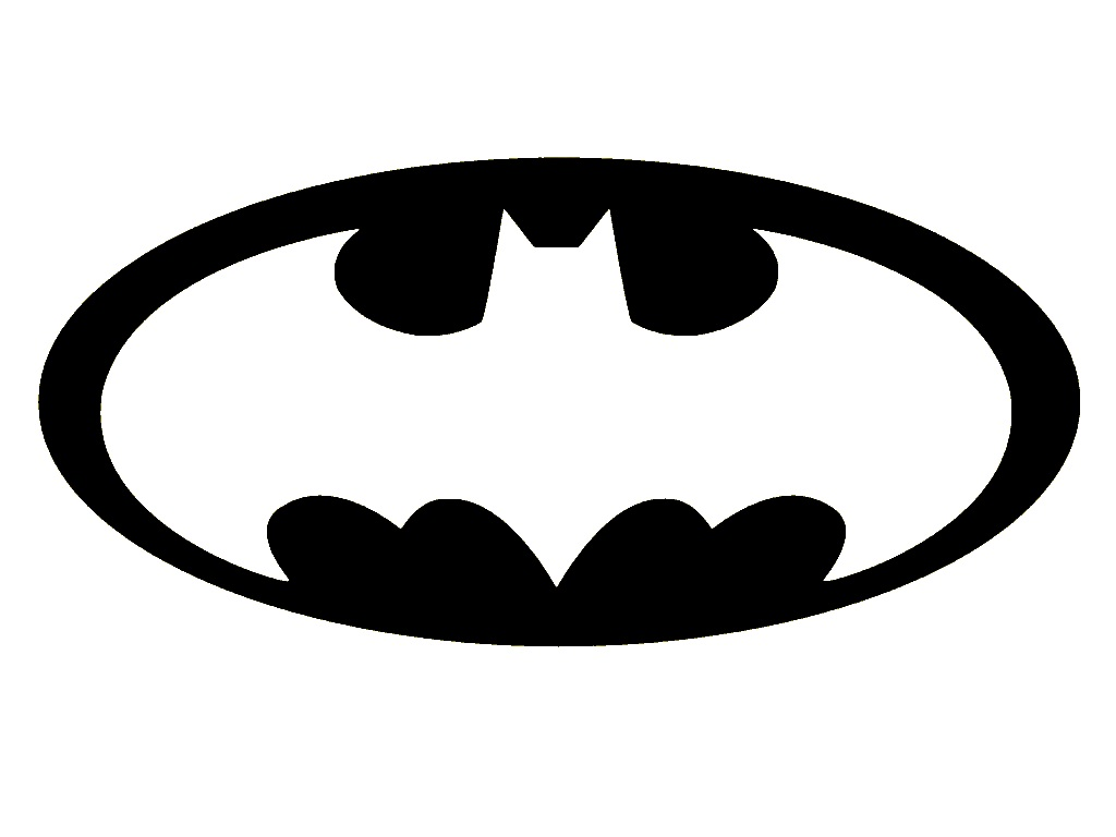 Clipart of batman logo jpg freeuse download Printable Batman Logo - ClipArt Best jpg freeuse download