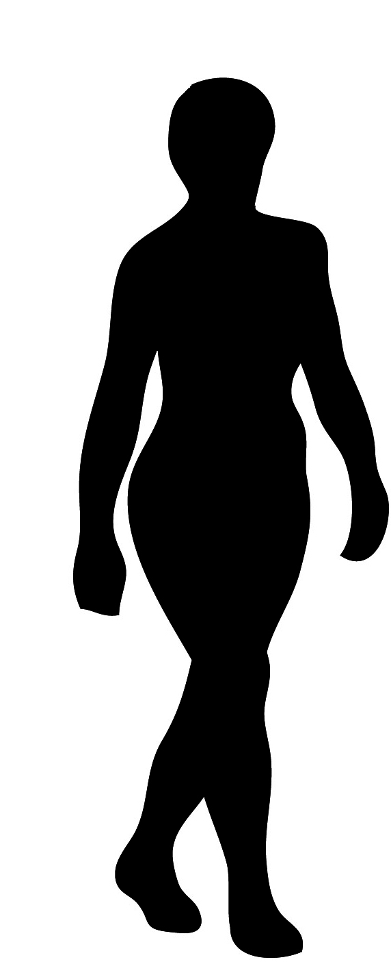 Clipart of beautiful black women walking clipart library download Walk Person | Free download best Walk Person on ClipArtMag.com clipart library download