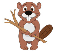 Clipart of beaver clip free stock Free Beaver Cliparts, Download Free Clip Art, Free Clip Art on ... clip free stock