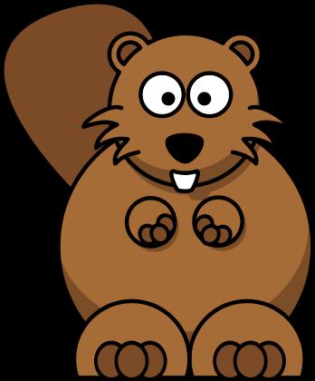 Clipart of beaver svg free stock 84+ Beaver Clip Art | ClipartLook svg free stock