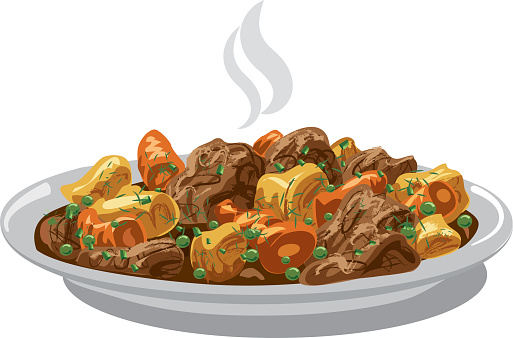 Clipart of beef stew black and white freeuse Free Cliparts Beef Stew, Download Free Clip Art, Free Clip Art on ... freeuse