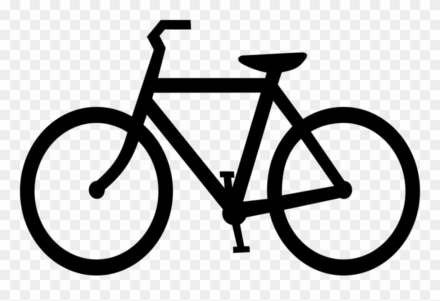 Clipart of bicycle graphic stock Related To Contemporary Bike Clipart Elegant Luxury - Bicycle Clip ... graphic stock