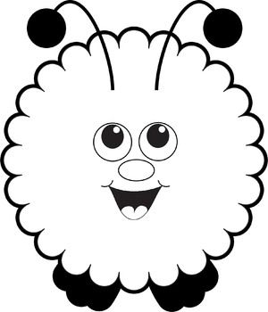 Clipart of blusrt outs in black and white graphic transparent library Warm Fuzzies - Warm Fuzzy Clip Art | School Counseling | Warm ... graphic transparent library