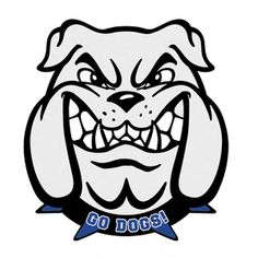 Clipart of bulldogs mascots clipart royalty free library Free Bulldog Mascot Cliparts, Download Free Clip Art, Free Clip Art ... clipart royalty free library