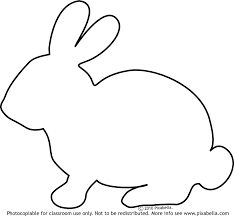 Clipart of bunnies graphic freeuse download 45 Best rabbit clipart images in 2019 | Easter bunny, Rabbits, Spring graphic freeuse download