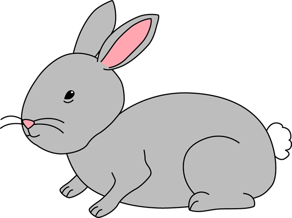 26+ Bunnies Clipart | ClipartLook svg black and white download