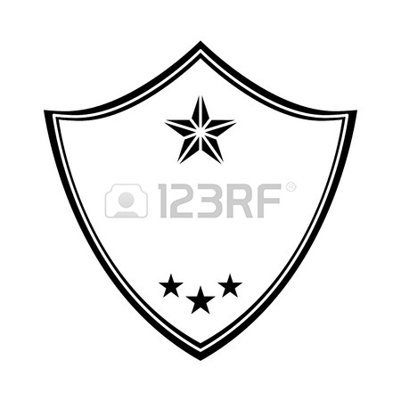 Clipart of cars with patriotic insigna black and white graphic free library Police Badge Black And White   Free download best Police Badge Black ... graphic free library