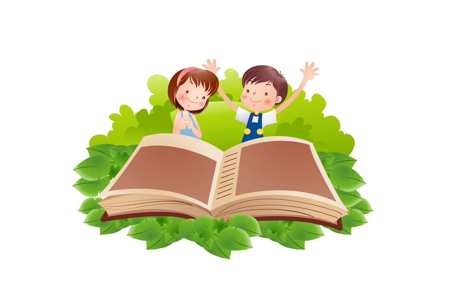 Clipart of child reading a book graphic library download Reading Book Clip art - School children 1500*1000 transprent Png ... graphic library download