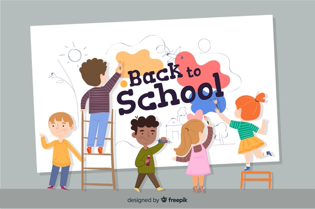 Clipart of children making marks on walls picture Children Painting Vectors, Photos and PSD files | Free Download picture