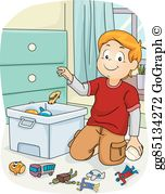 Clipart of chores freeuse library Household Chores Clip Art - Royalty Free - GoGraph freeuse library