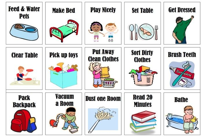 Clipart of chores picture black and white 31+ Clip Art Chores | ClipartLook picture black and white