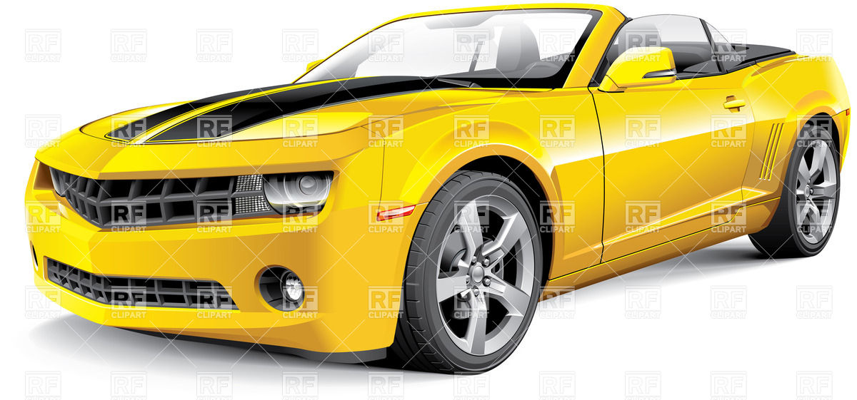 Clipart of classic american cars black and white vector black and white Free Muscle Car Clipart, Download Free Clip Art, Free Clip Art on ... vector black and white