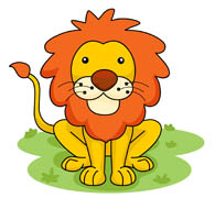 Clipart of clipart banner royalty free download Free Lion Clipart - Clip Art Pictures - Graphics - Illustrations banner royalty free download