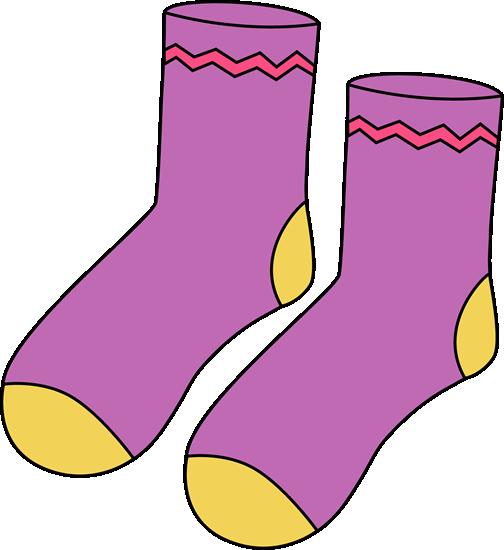 Clipart of clipart svg freeuse Sock Clip Art - Sock Images svg freeuse