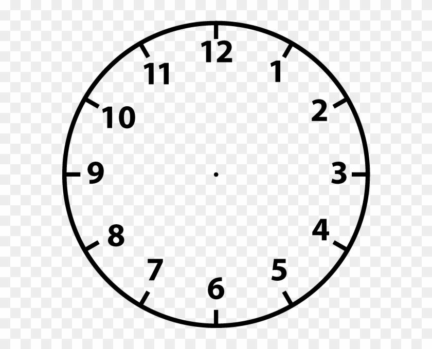 Half past clipart clip black and white download Clock Face Clip Art - Clock Faces Half Past, HD Png Download ... clip black and white download