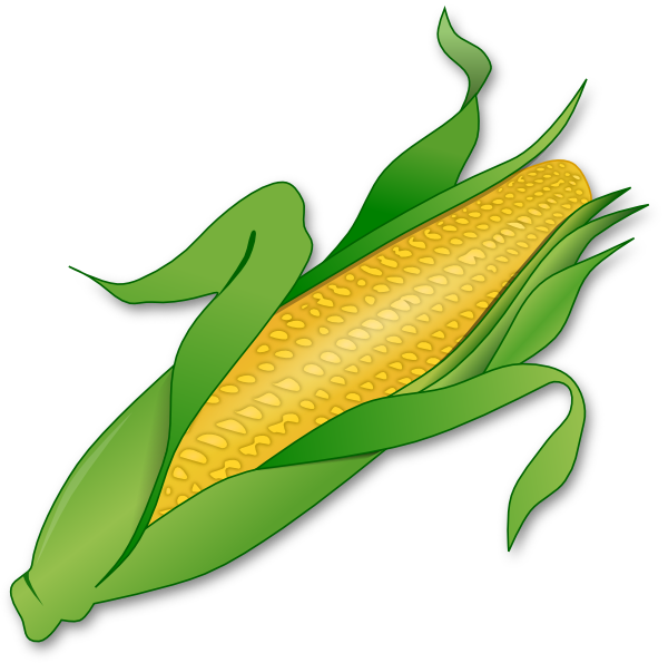Clipart of corn jpg royalty free download corn clipart | Corn clip art - vector clip art online, royalty free ... jpg royalty free download