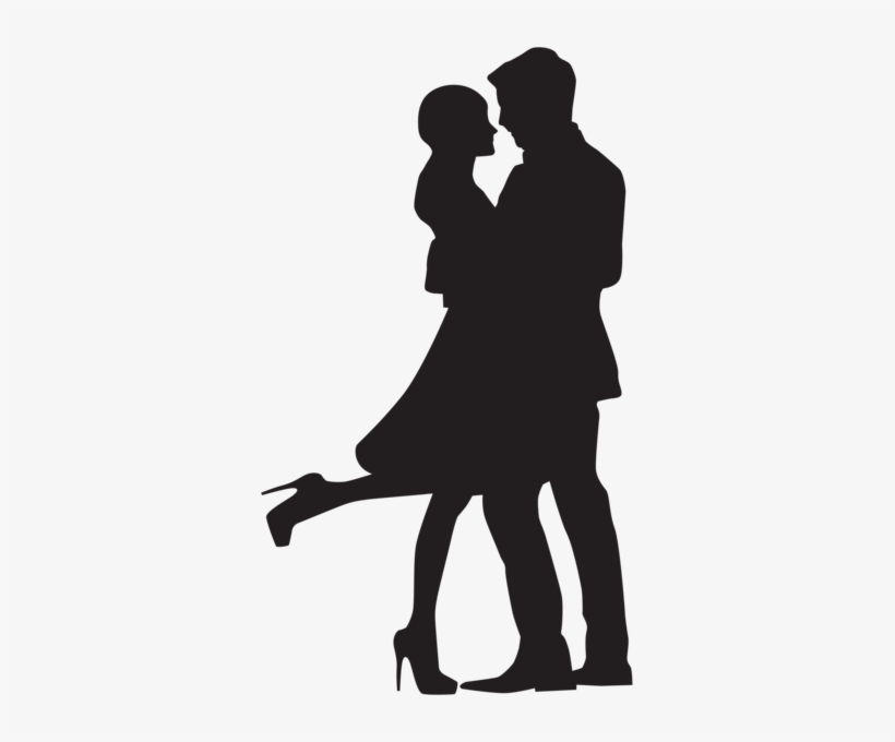 Clipart of couples in love vector royalty free library Couple In Love Silhouette Png Clip Art - Love Silhouette Of Couple ... vector royalty free library