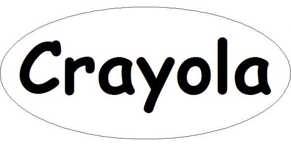 Crayola Logo Clip Art – Clipart Free Download vector library library
