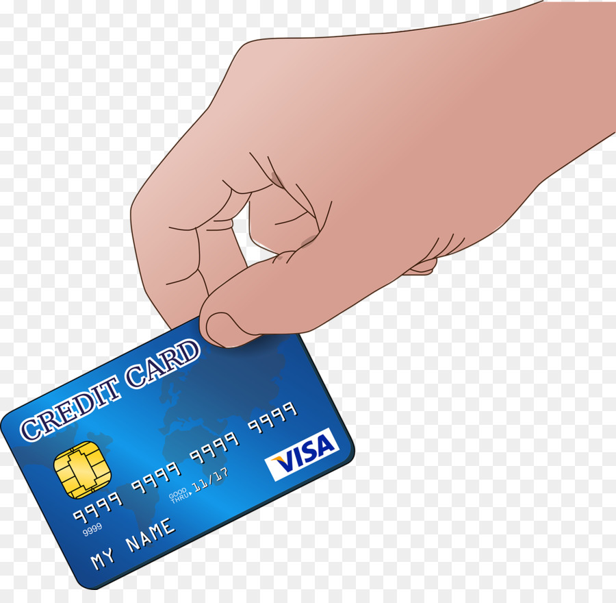 Clipart of credit card payment graphic freeuse library Credit Card clipart - Money, Hand, transparent clip art graphic freeuse library