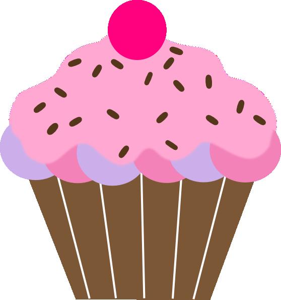 Dessert clipart pink