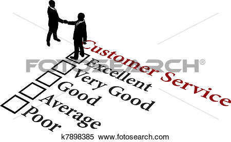 Clipart of customer service people svg royalty free stock Clipart of Business relationship excellent customer service ... svg royalty free stock