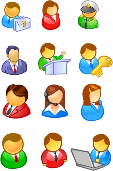 Clipart of customer service people png freeuse stock Vector people customer service free vector download (6,713 Free ... png freeuse stock