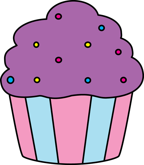 Little cupcake clipart jpg transparent Pink Cupcakes Clipart | Free download best Pink Cupcakes Clipart on ... jpg transparent