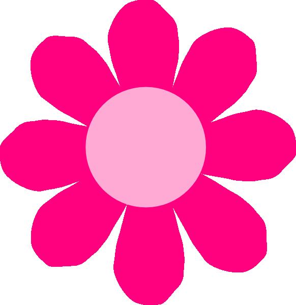 Clipart of daisy flower stock Pink Daisy Flower Clip Art at Clker.com - vector clip art online ... stock