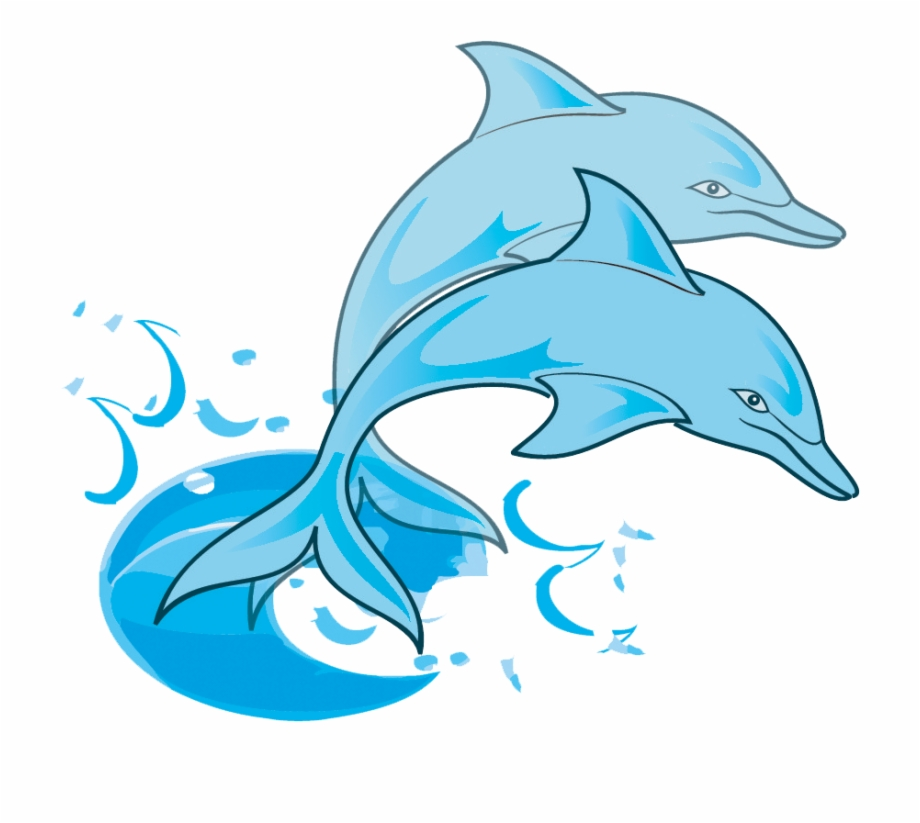 Clipart of dolphins graphic freeuse stock Pink Dolphin Clipart At Getdrawings - Dolphins Clipart, Transparent ... graphic freeuse stock