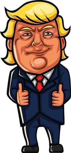 Clipart of donald trump clip library stock 18 Best [FREE] Donald Trump Clipart images in 2018 | Donald trump ... clip library stock
